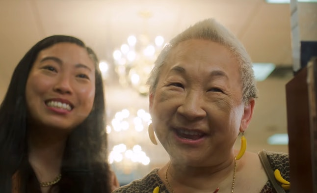 Lori Tan Chinn as Grandma in Awkwafina Is Nora from Queens