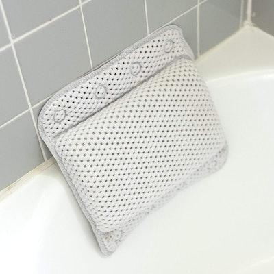 BINO Non-Slip Cushioned Bath Pillow