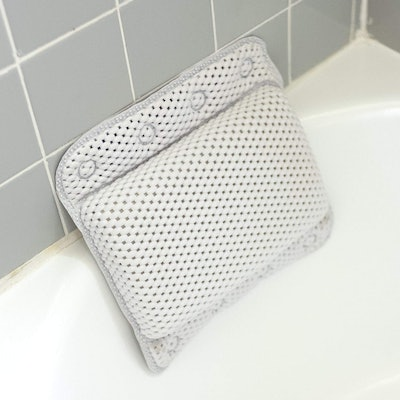 BINO Non-Slip Cushioned Bath Pillow