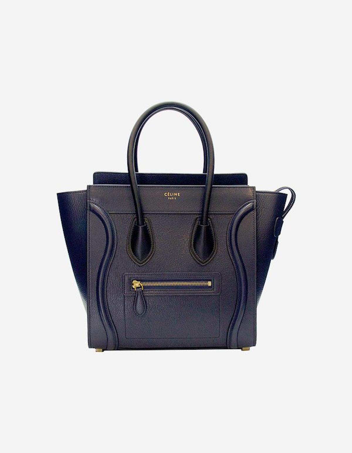 Micro Luggage Handbag