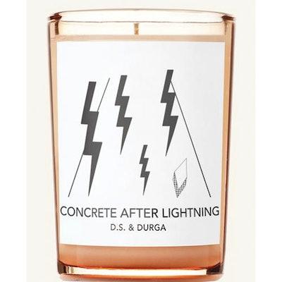 Concrete After Lightning