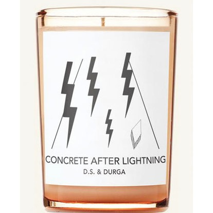 Concrete After Lightning