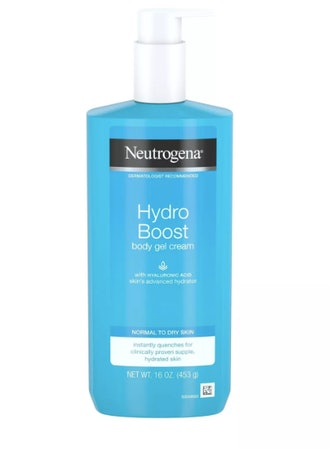 Hydro Boost Hydrating Body Gel Cream with Hyaluronic Acid