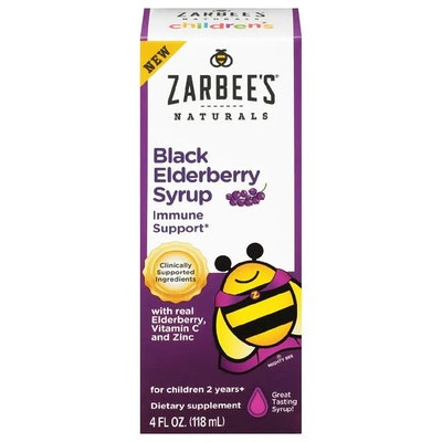 ZarBee's Naturals Children Elderberry Syrup4.0oz
