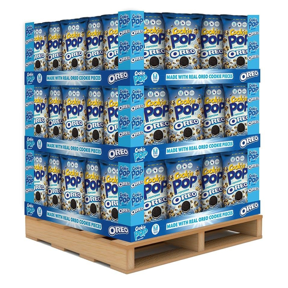 Sam's Club is selling Oreo-flavored popcorn starting on Jan. 21.