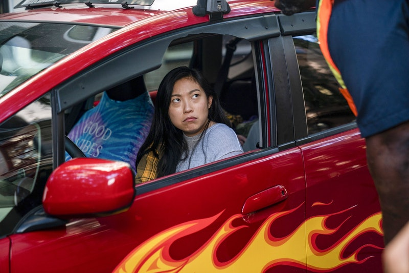 Awkwafina in Nora From Queens