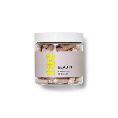 Beauty Dietary Supplement Capsules