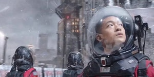 The Wandering Earth capped off China's big sci-fi decade
