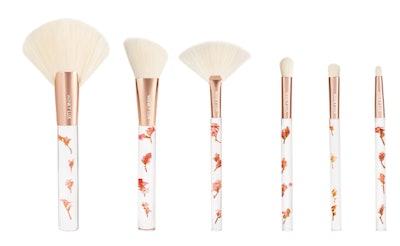 Forever Flower Makeup Brush Set