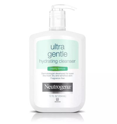 Ultra Gentle Hydrating Creamy Facial Cleanser
