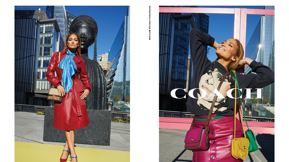 Coach announces its 2020 Spring Campaign with Jennifer Lopez as the face