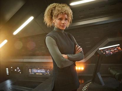 Michelle Hurd in Picard.