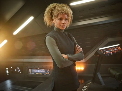 Michelle Hurd in Picard.