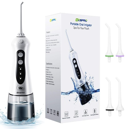 Water Flosser Professional Cordless Dental Oral Irrigator
