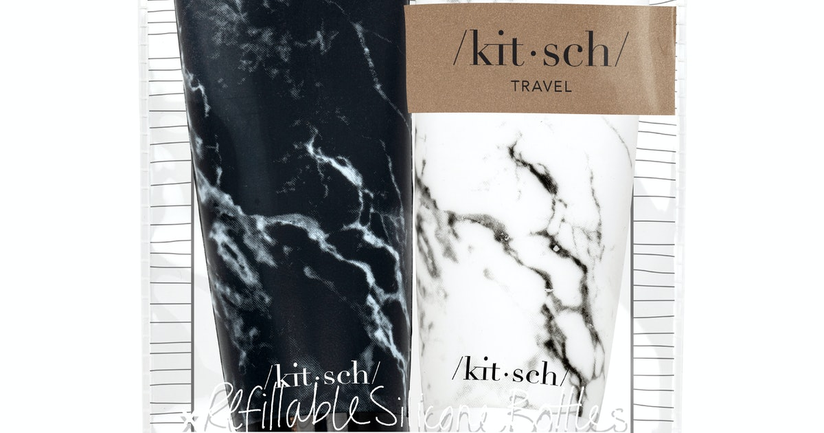 Kitsch's New Travel Ritual Collection Makes Sustainable Beauty Easier On The Go