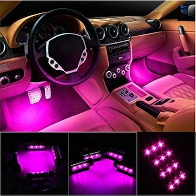 EJ's Super Car 4-Piece LED Strip Light