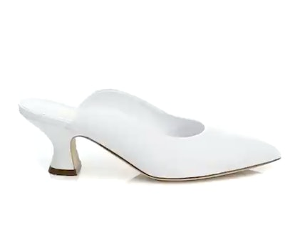 Holme Leather Mules