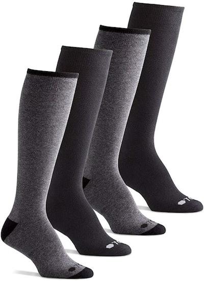 The Comfort Sock Knee-High Boot Socks (4 Pairs)