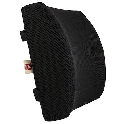 LoveHome Memory Foam Lumbar Support Back Cushion