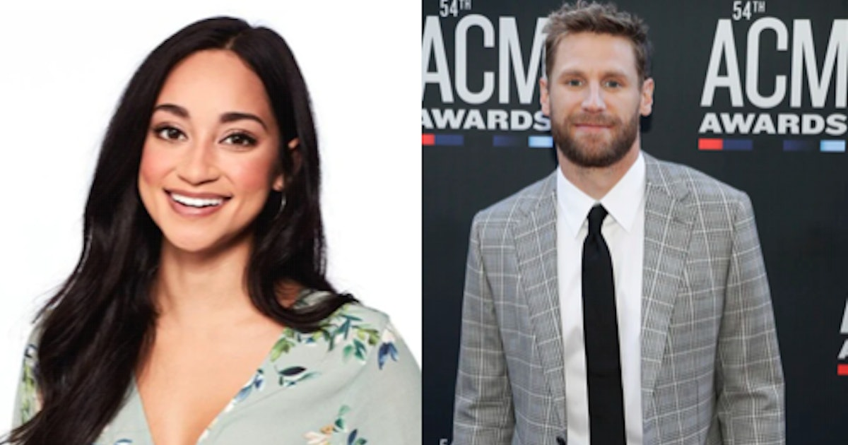 Chase Rice, Victoria Fullers Ex-Boyfriend: 5 Fast Facts