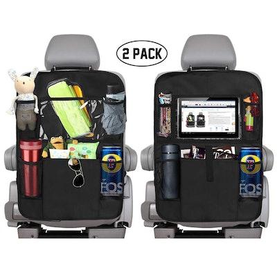KNGUVTH Backseat Car Organizer (2-Pack)