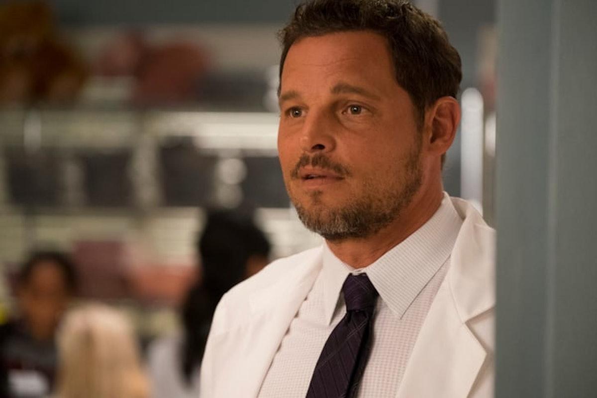 Alex Karev on 'Grey's Anatomy'
