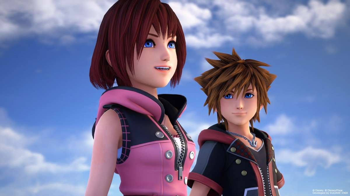 'Kingdom Hearts 3' Remind DLC and update 1.07 download size, launch time,