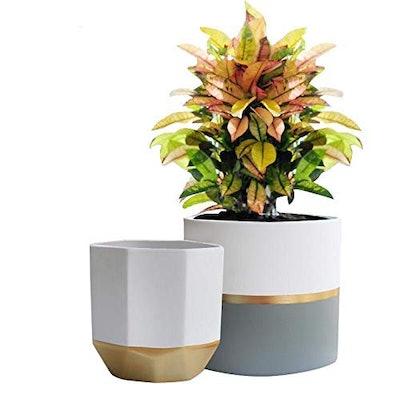 Exquis Home Ceramic Flower Pot