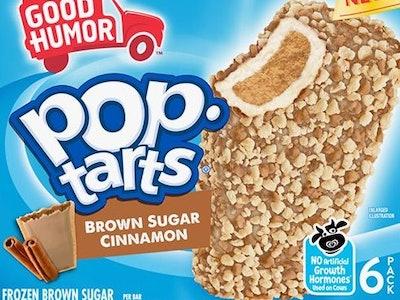 good humor pop tart ice cream bars