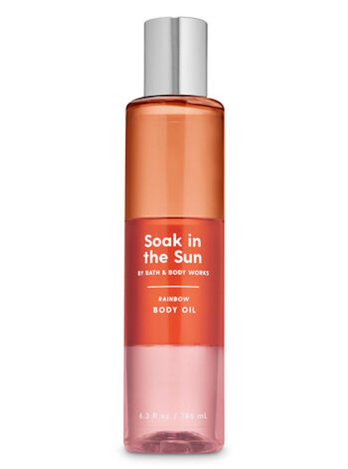 Peach Sunset Body Oil
