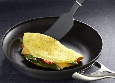 Calphalon Nylon Egg Whisking Fork And Omelette Turner Set
