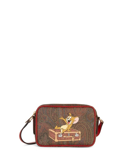 Paisley Jerry Shoulder Bag