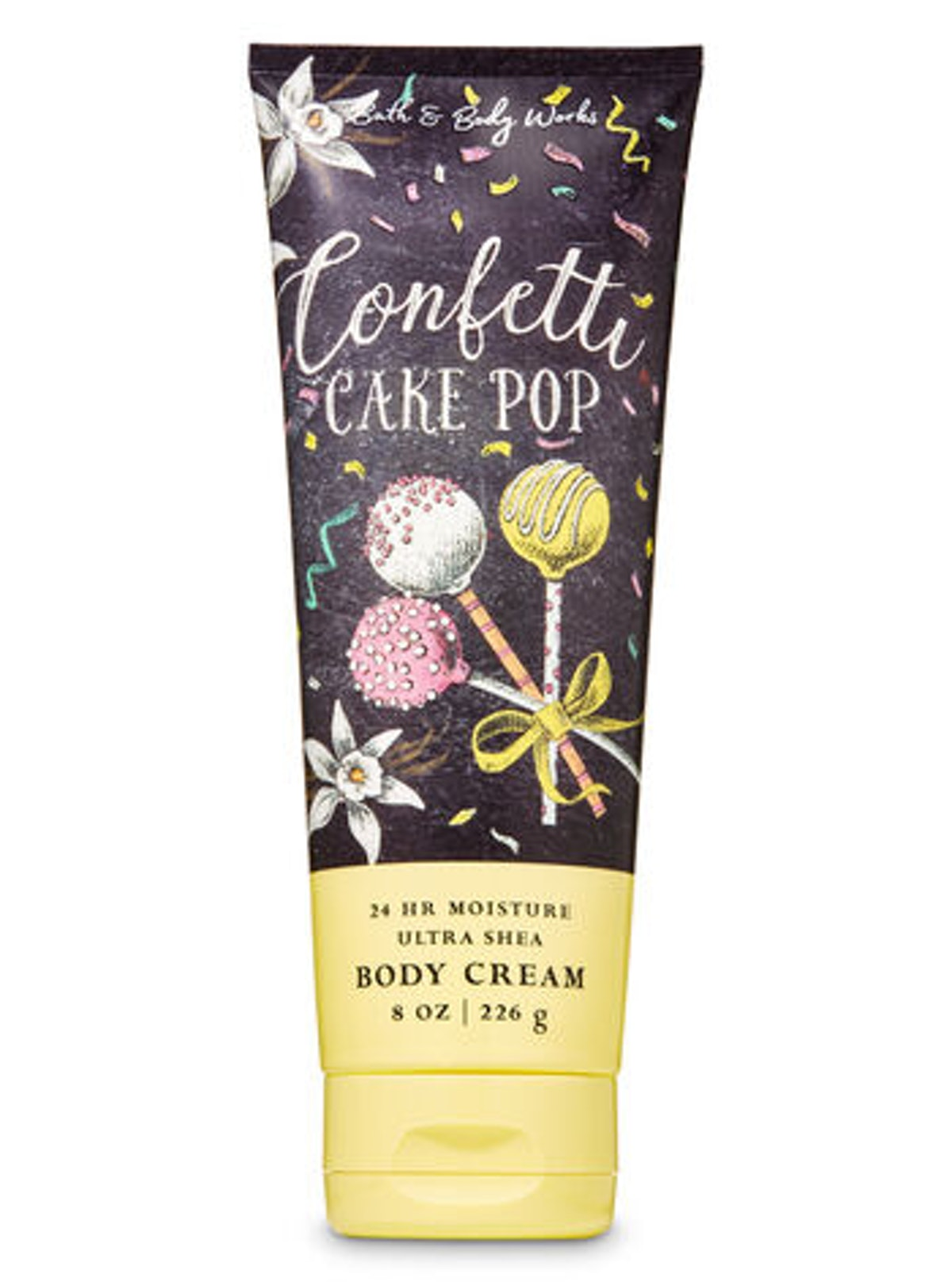 Confetti Cake Pop Ultra Shea Body Cream