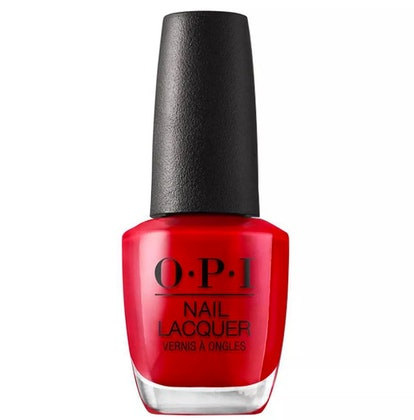 OPI Nail Lacquer in Color So Hot It Berns