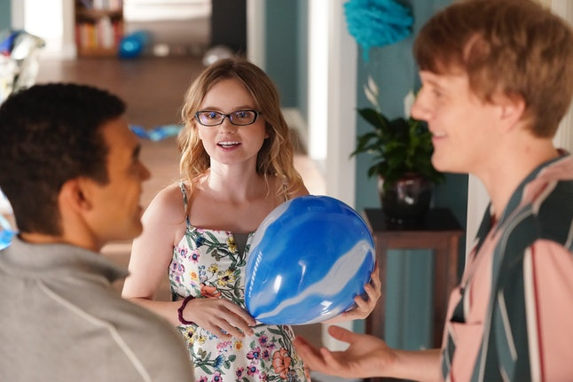 Kayla Cromer as Matilda in Everything's Gonna Be Okay