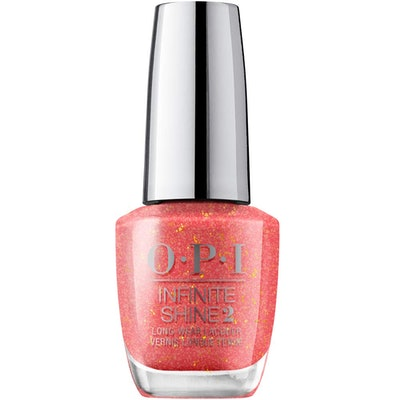"OPI Infinite Shine in ""Mural Mural on the Wall"""