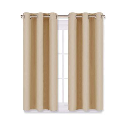 NICETOWN Room Darkening Curtain Panels