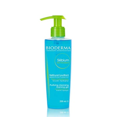 Bioderma Sebium Foaming Gel Facial Cleanser