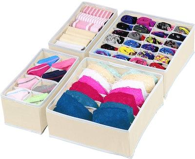 Simple Houseware Closet Underwear Organizer