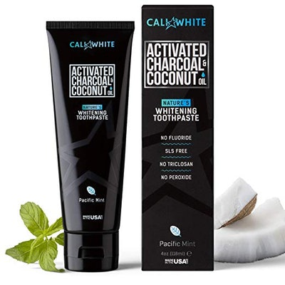 Cali White Charcoal Toothpaste