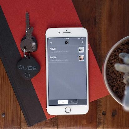Cube Bluetooth Key Finder