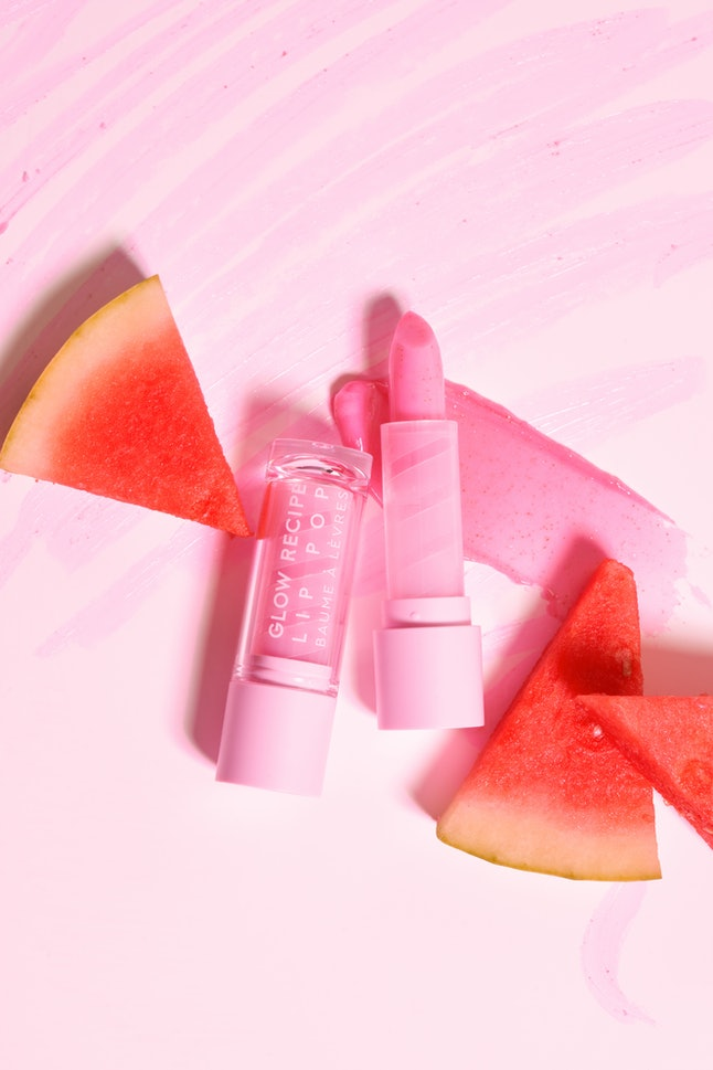 Glow Recipe's Lip Pop is a hybrid skincare and makeup product.