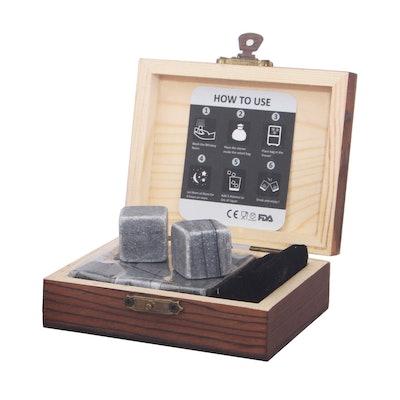 Barleo Whisky Stones (Set of 9)