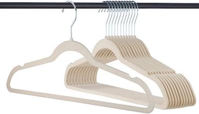 Home-it Velvet Hangers (50-Pack)