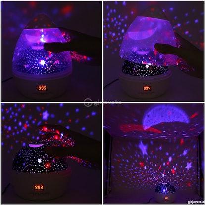 MOKOQI Star Nightlight Projector