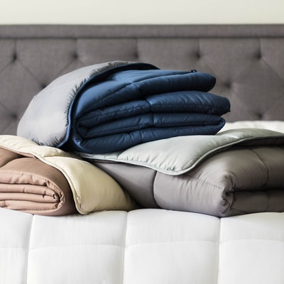 LINENSPA White Down Alternative Comforter