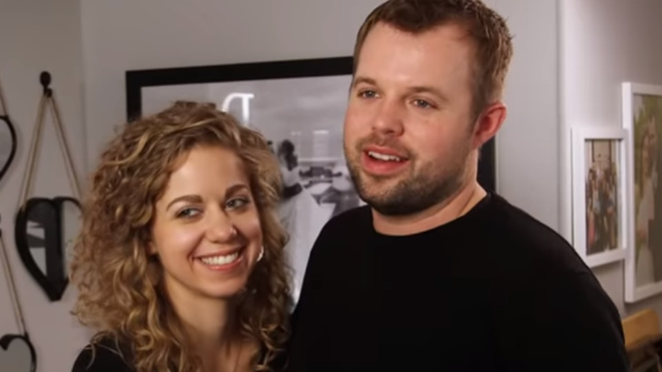 John David Duggar and wife Abbie welcomed their first child recently.