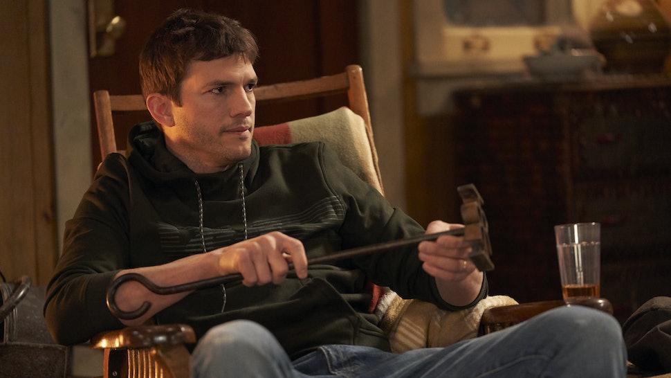 Ashton Kutcher in The Ranch on Netflix
