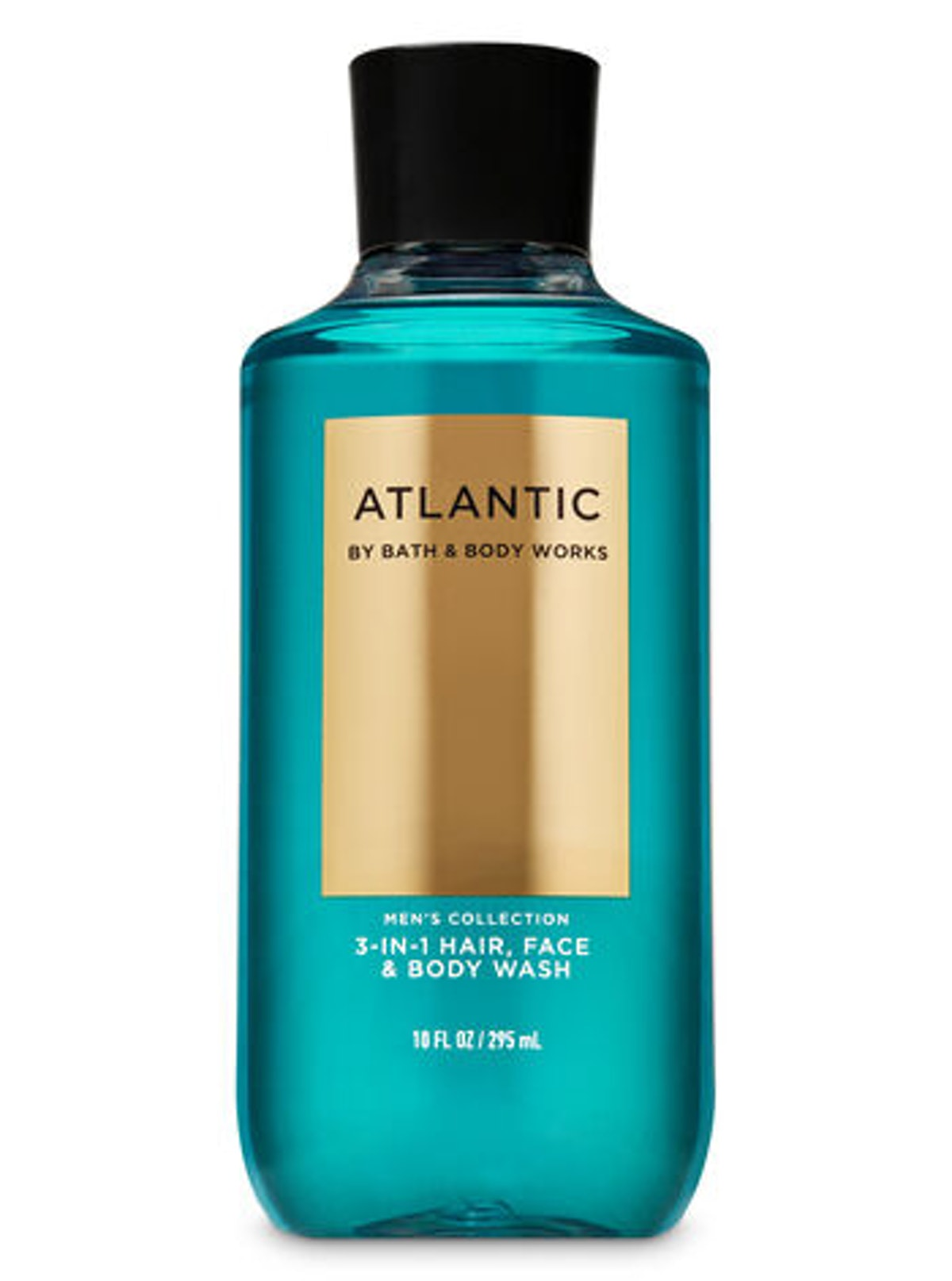 Atlantic 3-in-1 Hair, Face, and Body Wash