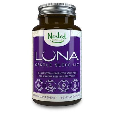 Nested Naturals Luna Gentle Sleep Aid (60 Count)